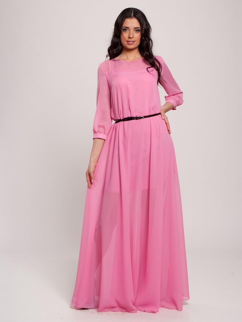 Сукня рожева | 4910687