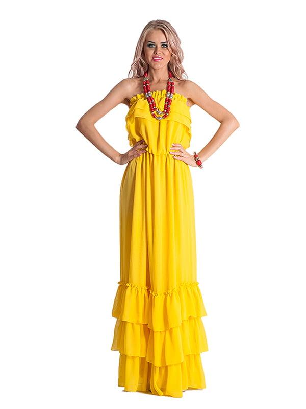 Сукня жовта   4910691