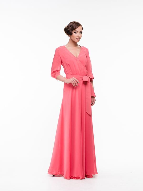 Сукня коралова | 4910715