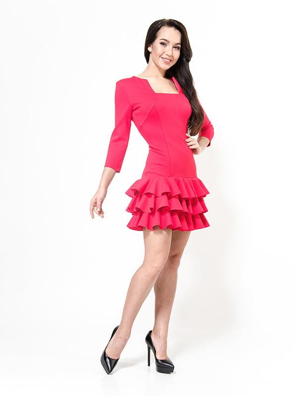 Сукня коралова | 4910759