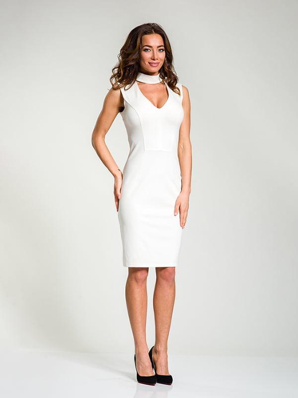 Сукня молочного кольору | 4910835