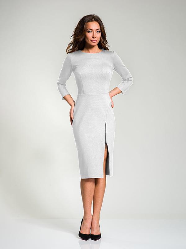 Сукня молочного кольору   4910837