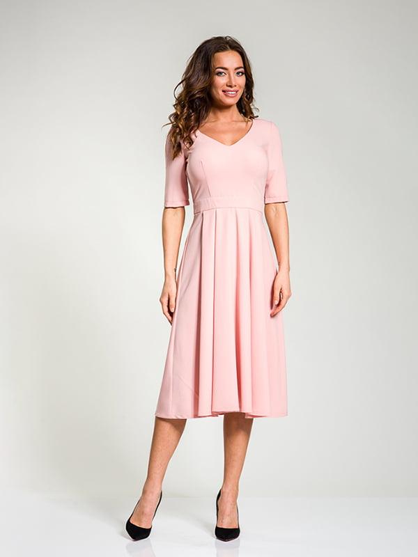 Сукня рожева | 4910846