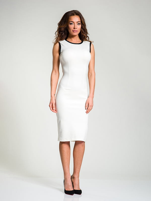 Сукня молочного кольору | 4910855