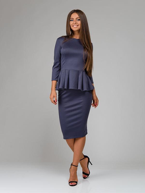 Костюм: блуза і спідниця   4910862