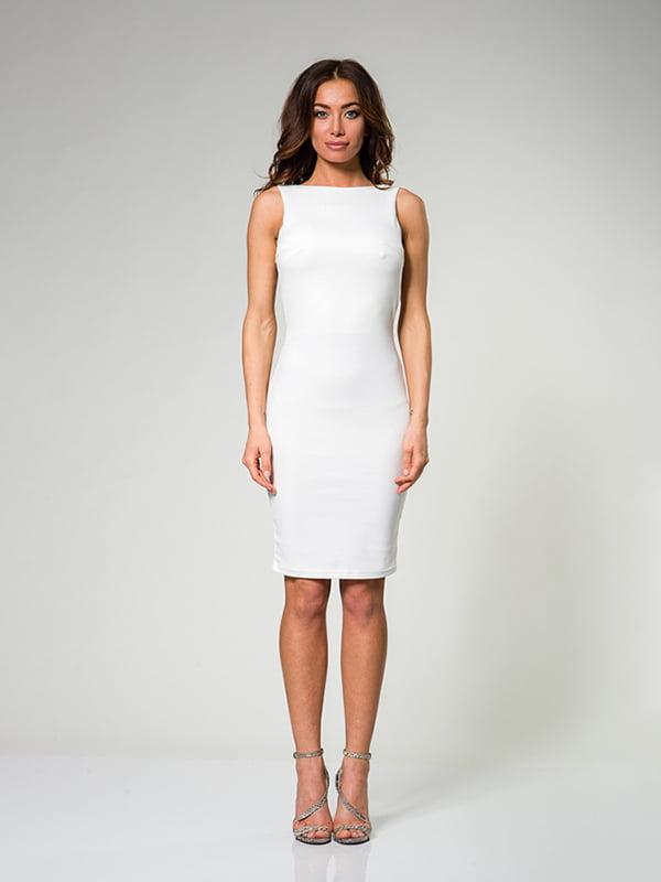Сукня молочного кольору | 4910882