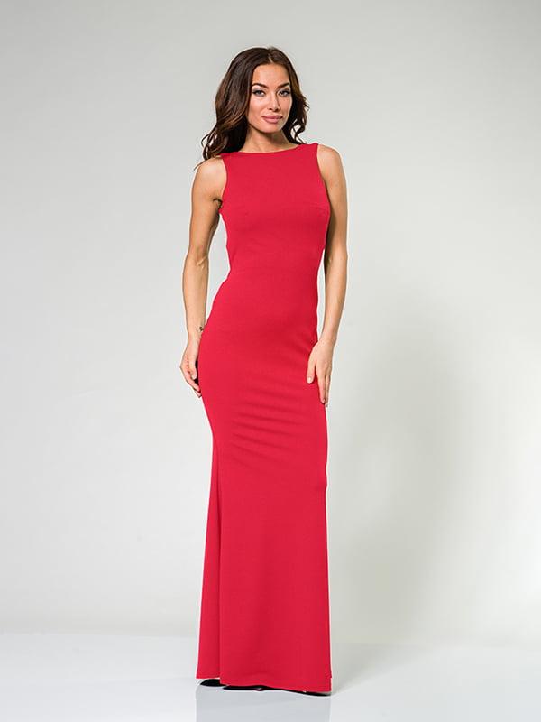 Платье красное   4910889