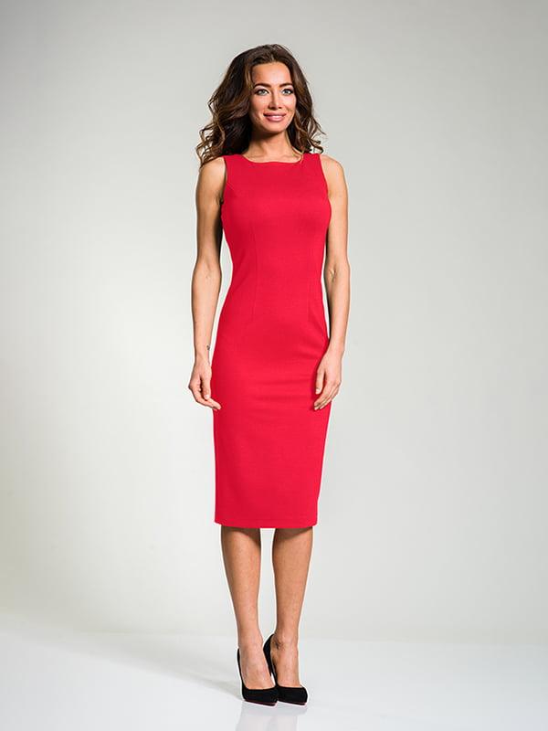Сукня червона | 4910893