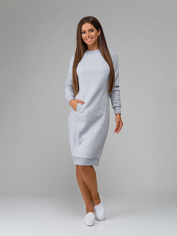 Сукня сіра | 4910942