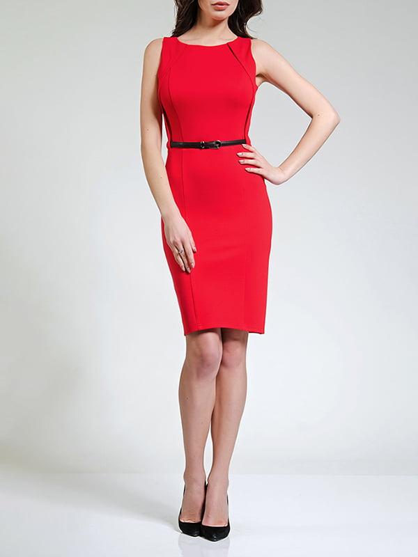 Сукня червона | 4910975