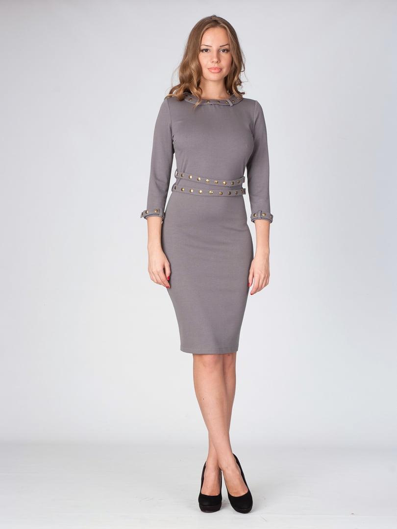 Сукня сіра | 4911068