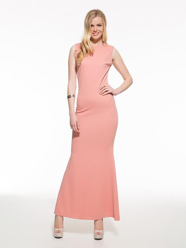 Сукня персикового кольору | 4911072