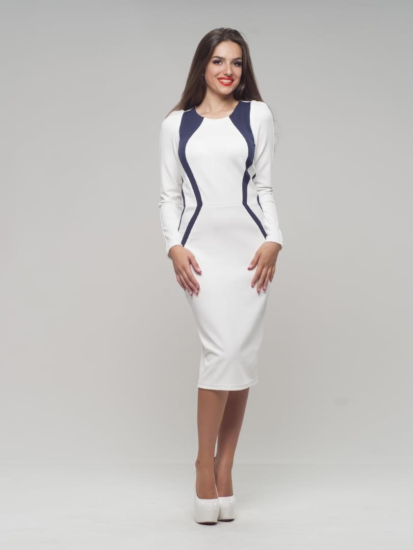 Сукня молочного кольору | 4911077