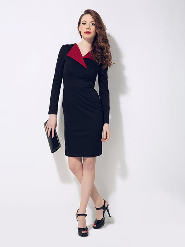 Платье черное | 4911078