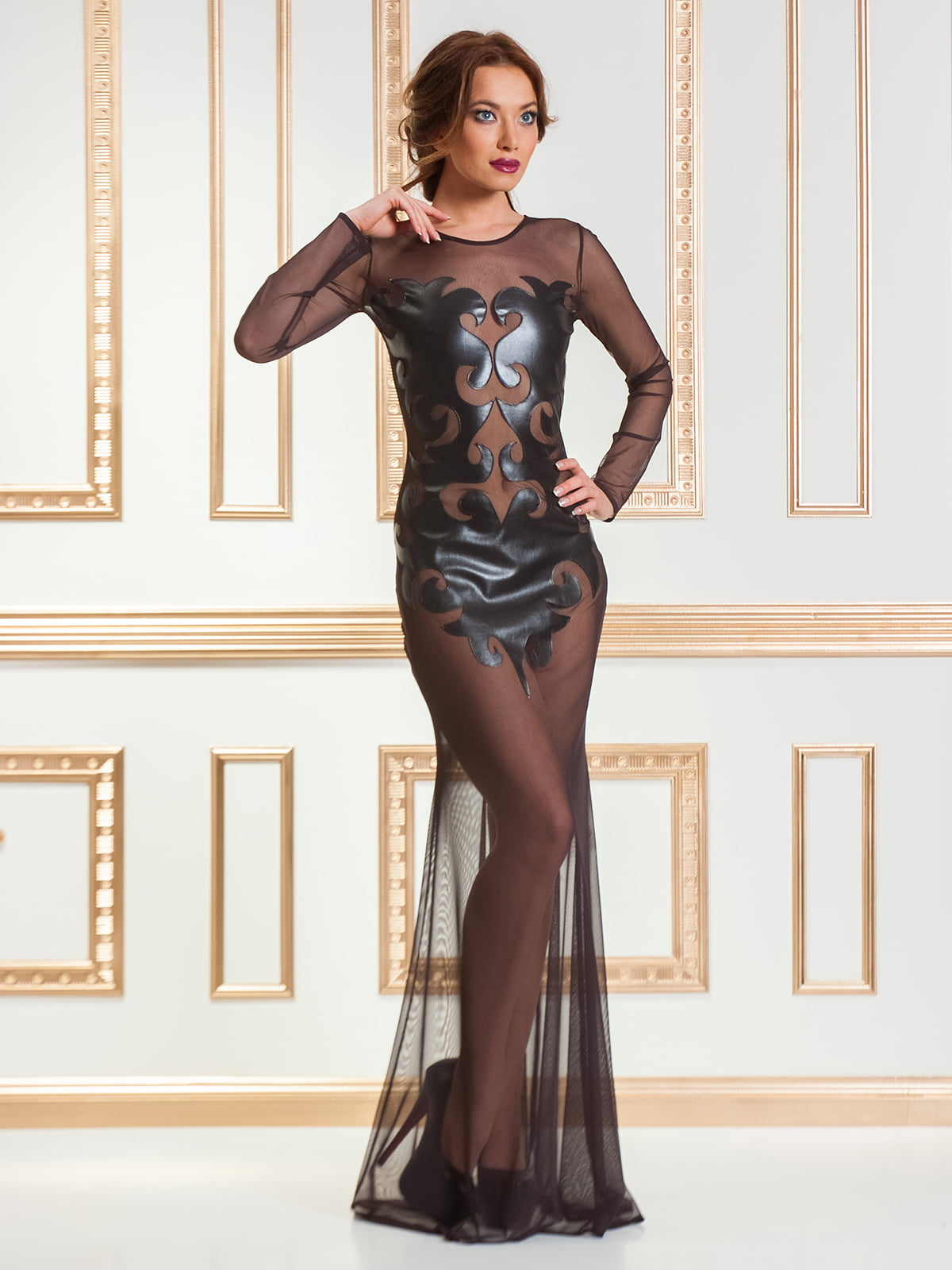 Сукня коричнева | 4911087