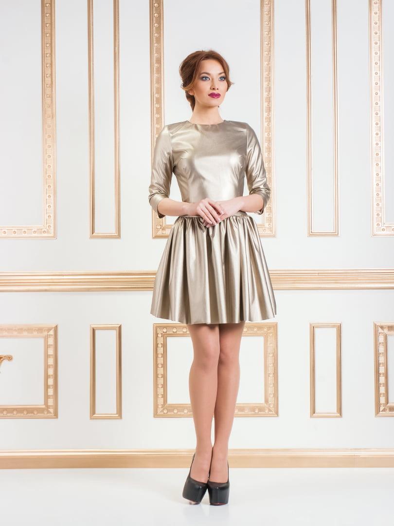 Сукня золотиста | 4911090