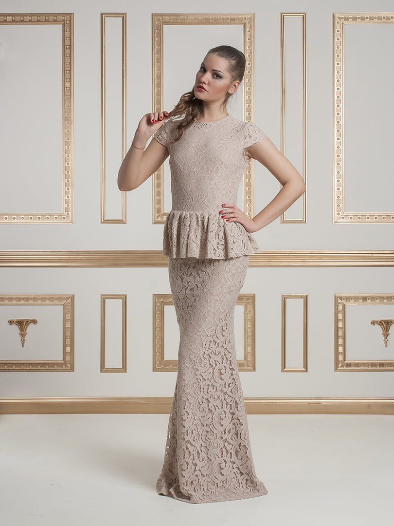 Сукня бежева | 4911106