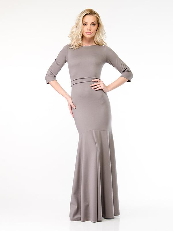 Сукня сіра   4911149