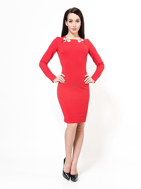 Сукня червона | 4911196