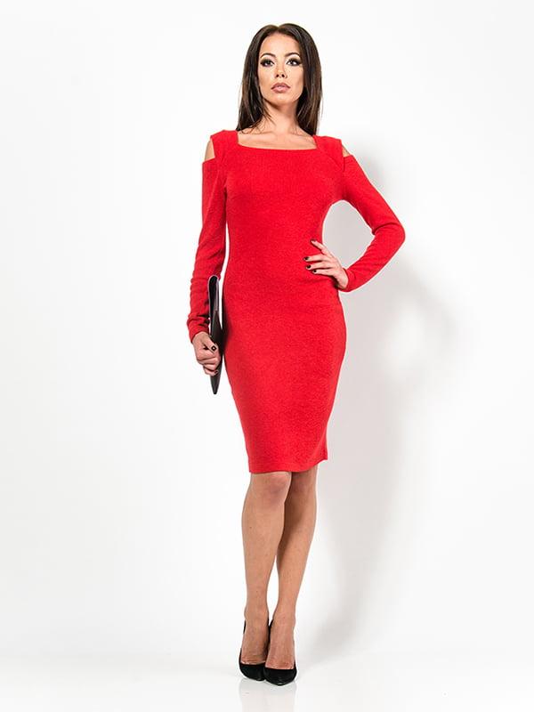 Сукня червона | 4911204