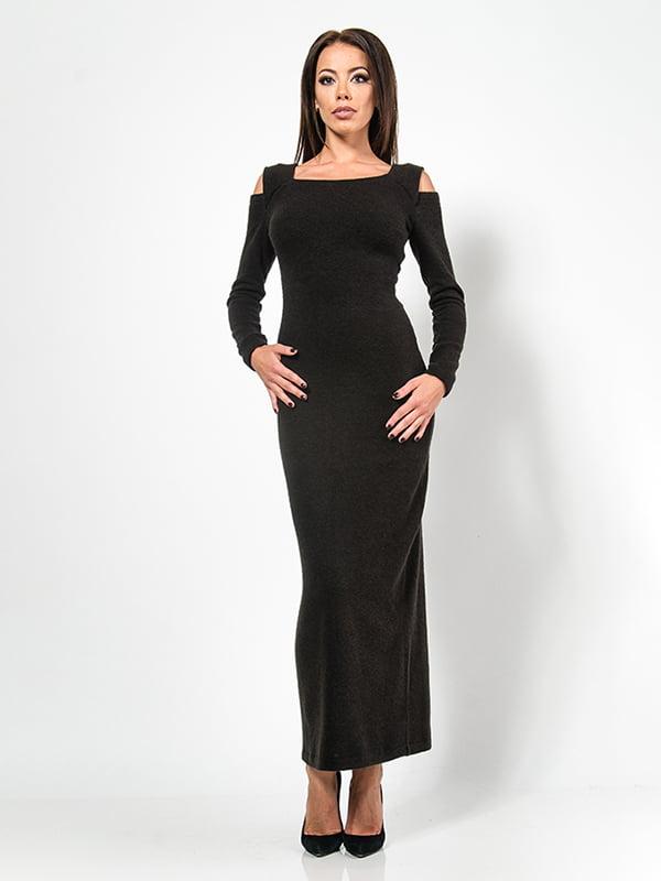 Платье черное | 4911216