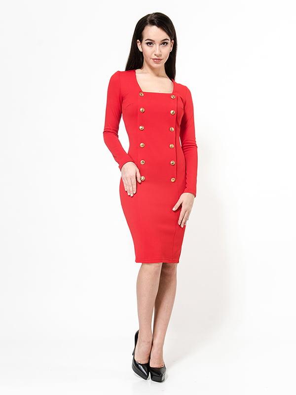 Сукня червона | 4911219