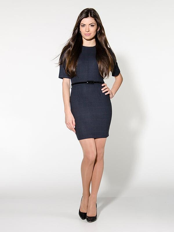Сукня темно-синя | 4911234