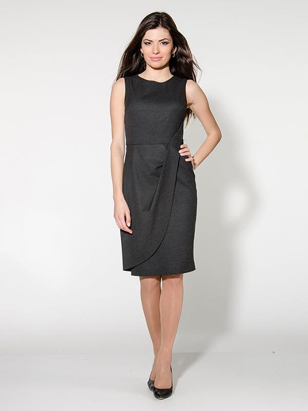 Сукня темно-сіра | 4911245