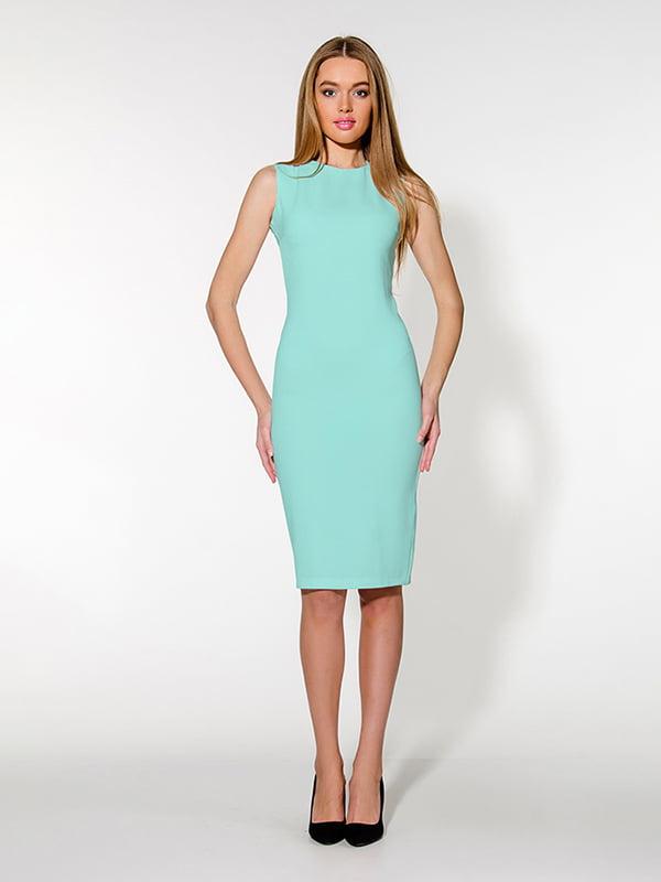 Сукня бірюзова | 4911266