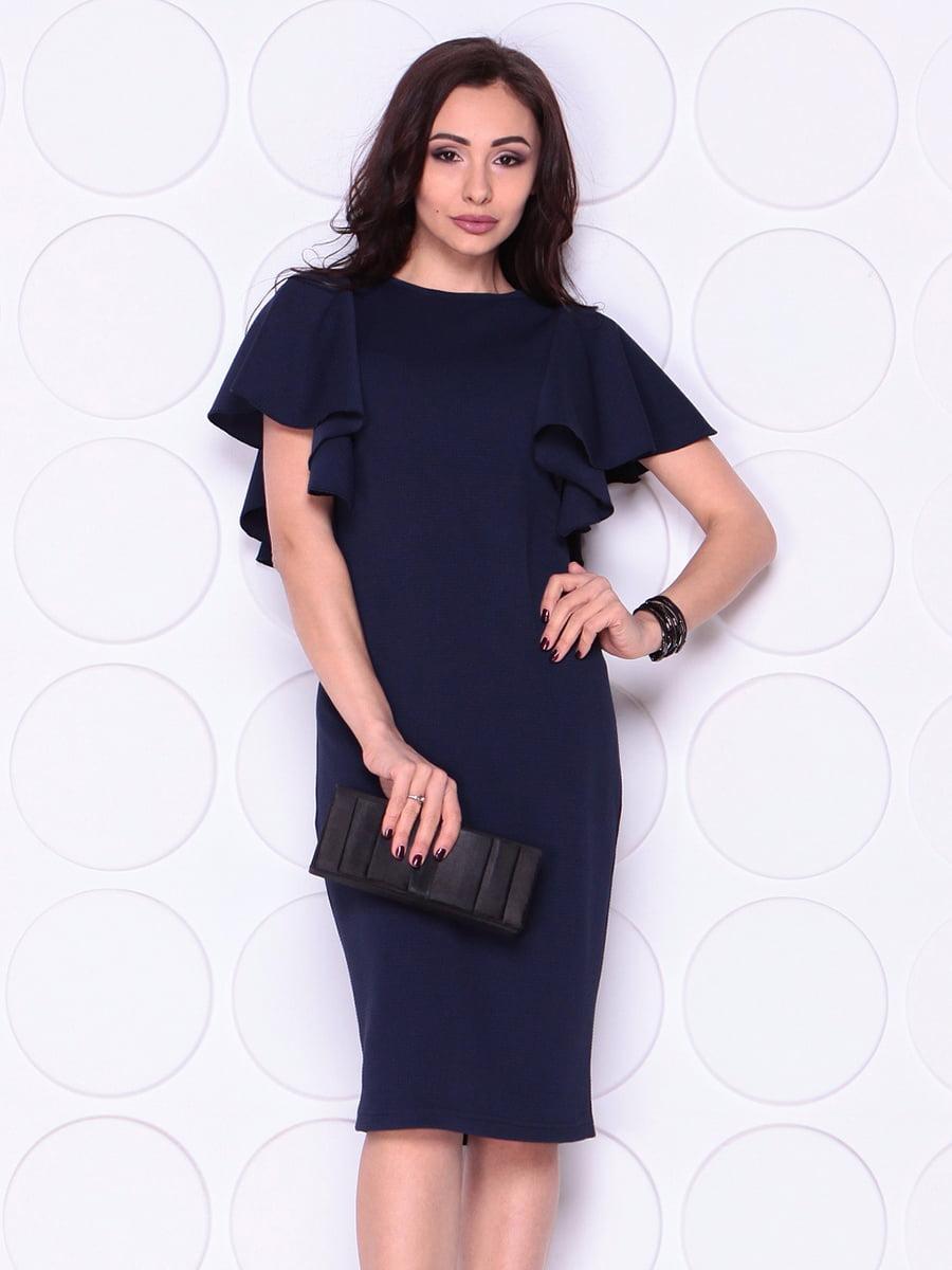 Сукня темно-синя | 4911507
