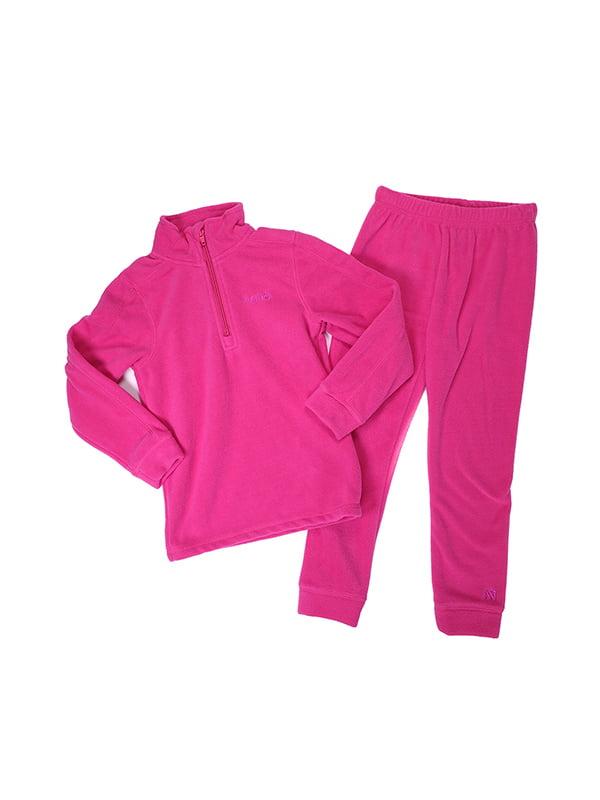 Термокостюм флісовий: джемпер і штани | 2706844