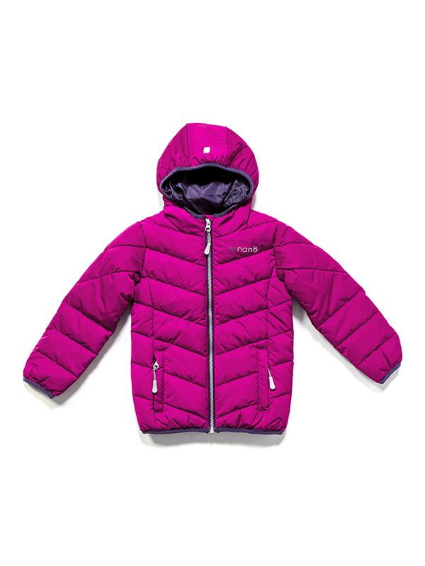 Куртка розовая   3703669   фото 2