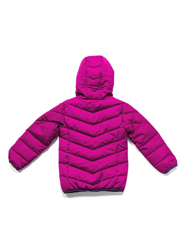 Куртка розовая   3703669   фото 3