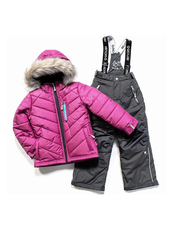 Комплект: куртка та напівкомбінезон | 3769891 | фото 2