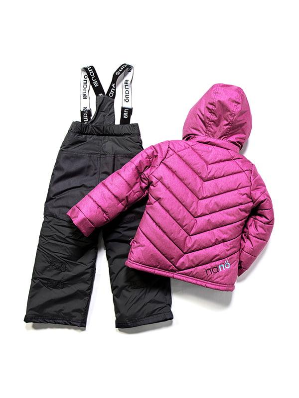 Комплект: куртка та напівкомбінезон | 3769891 | фото 3
