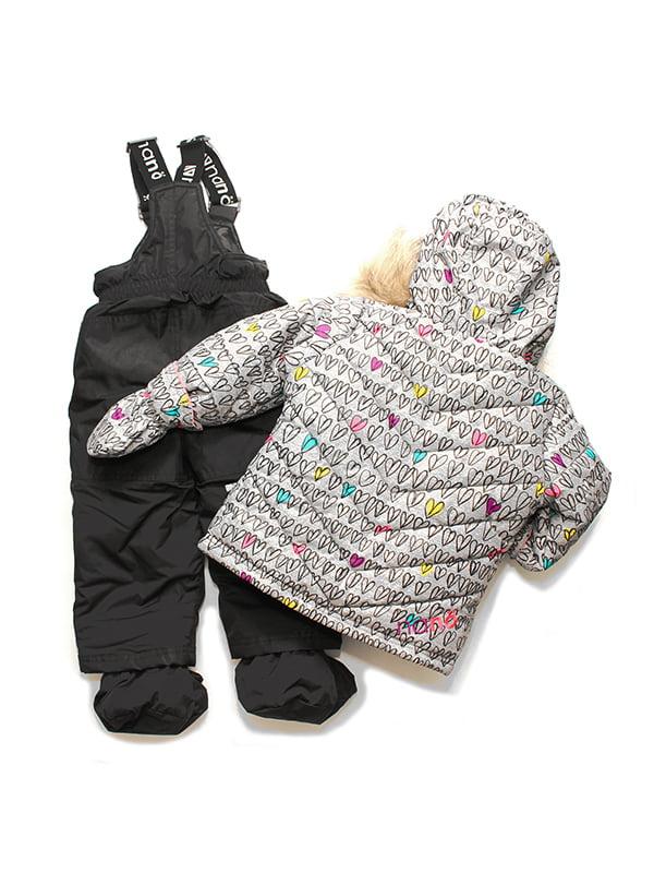 Комплект: куртка та напівкомбінезон | 3769895 | фото 3