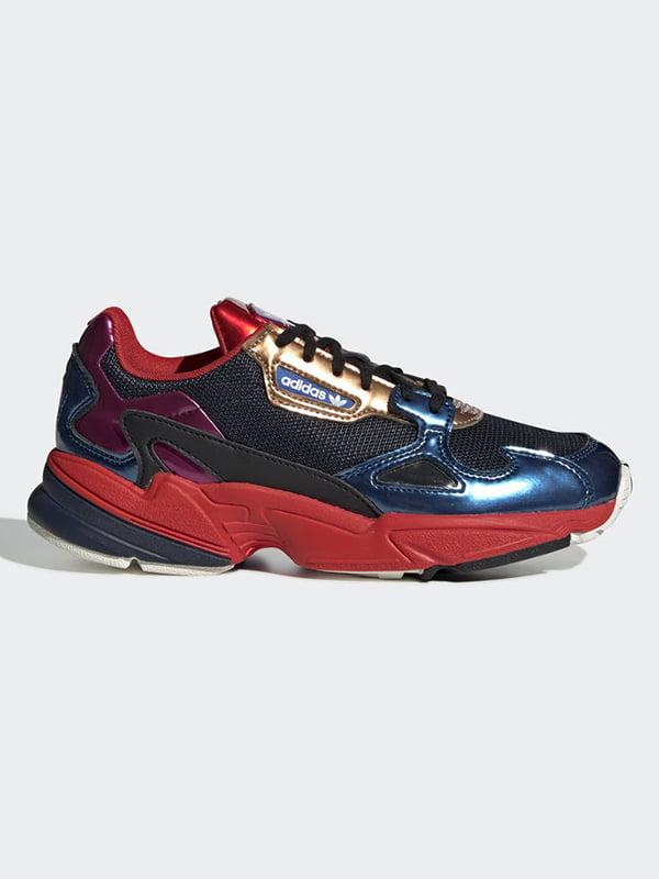 Кросівки червоно-сині | 4876868