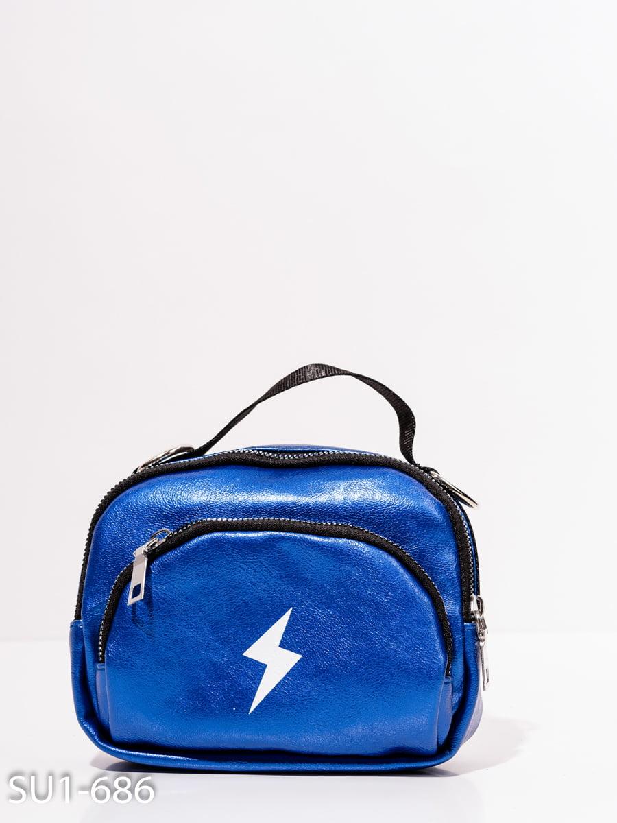 Сумка цвета электрик | 4911616