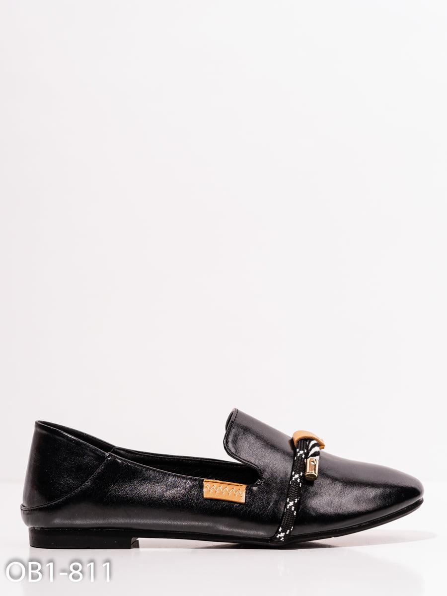 Туфли черные | 4911783
