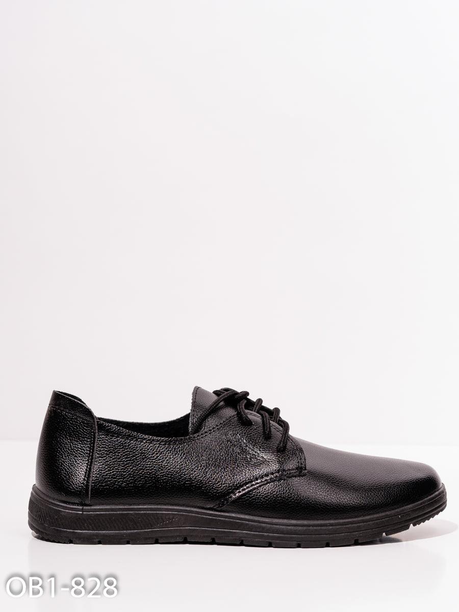 Туфли черные | 4911824