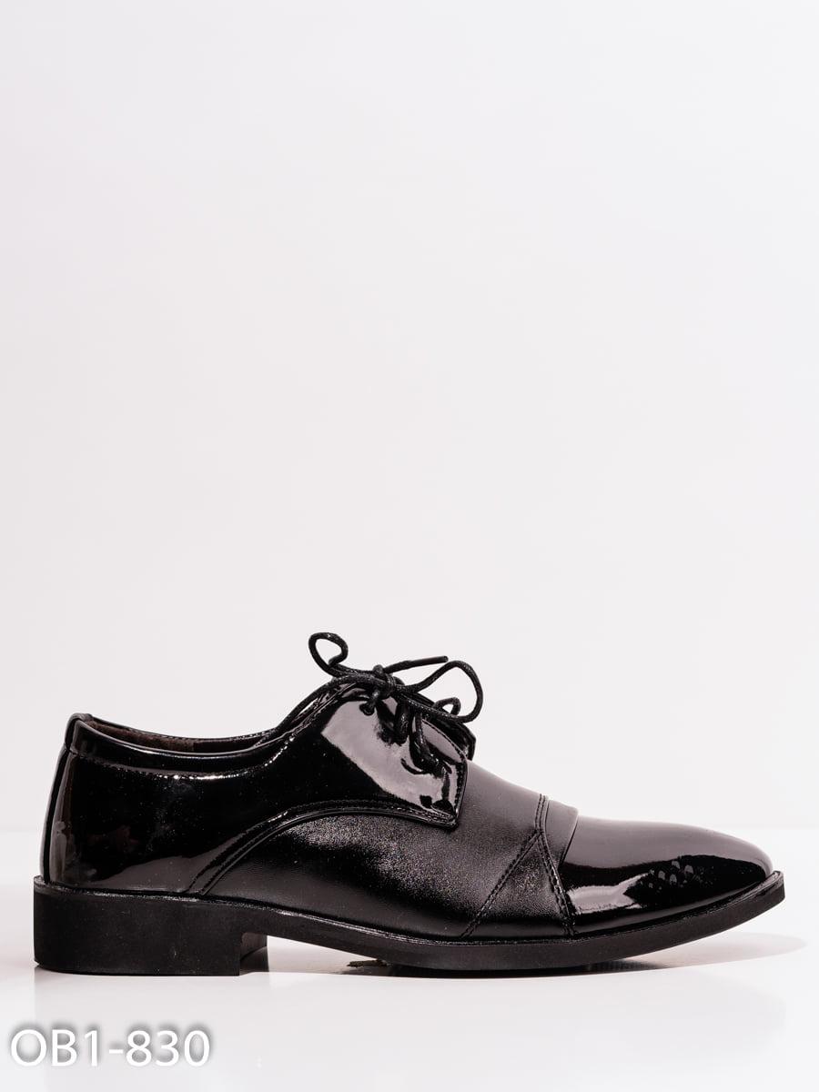 Туфлі чорні | 4911827
