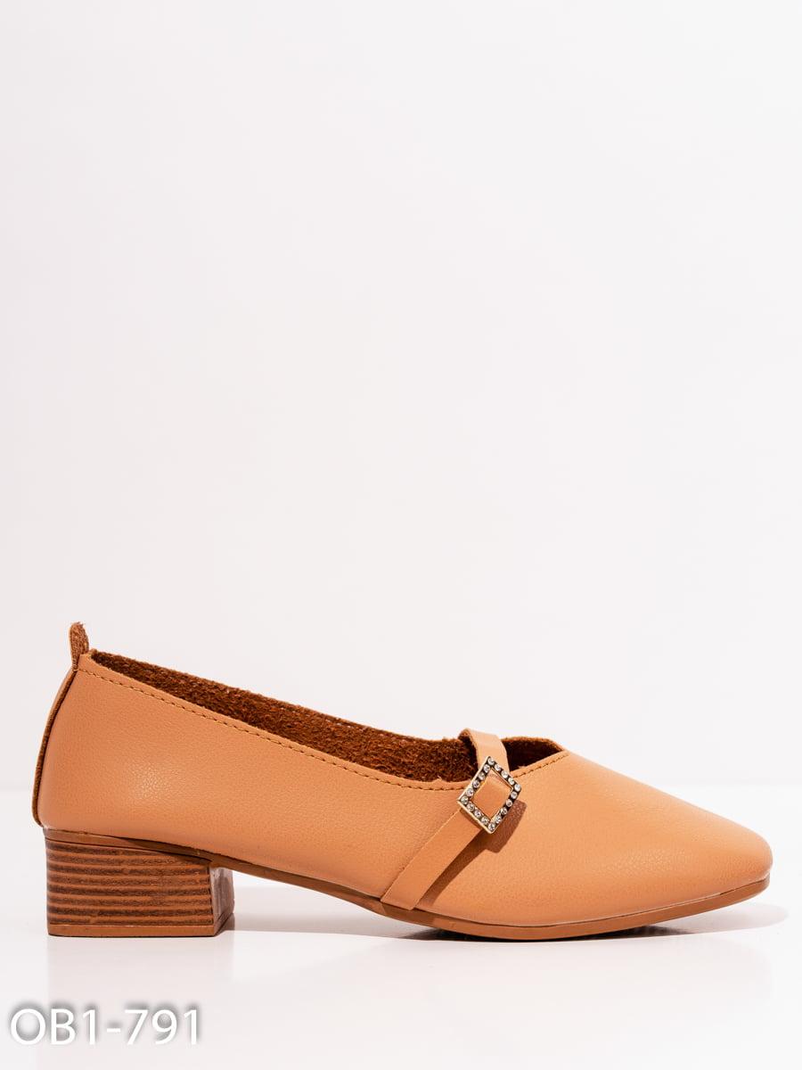 Туфли коричневые | 4911830
