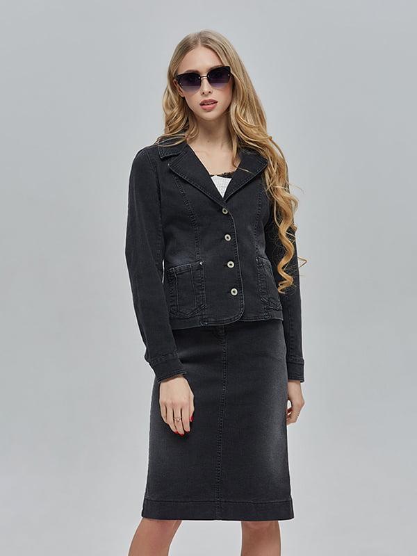 Комплект: куртка і спідниця | 4912872 | фото 2