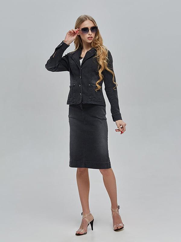 Комплект: куртка і спідниця | 4912872 | фото 3