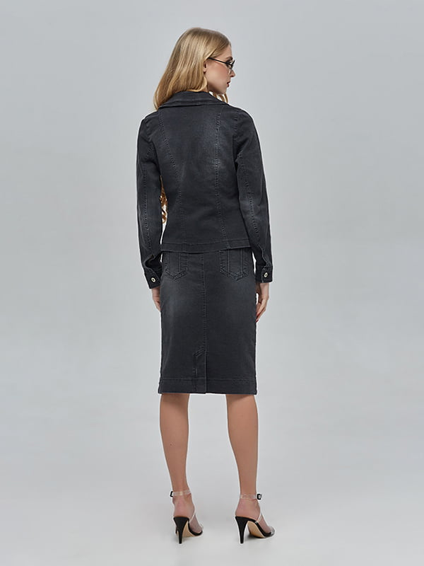 Комплект: куртка і спідниця | 4912872 | фото 4