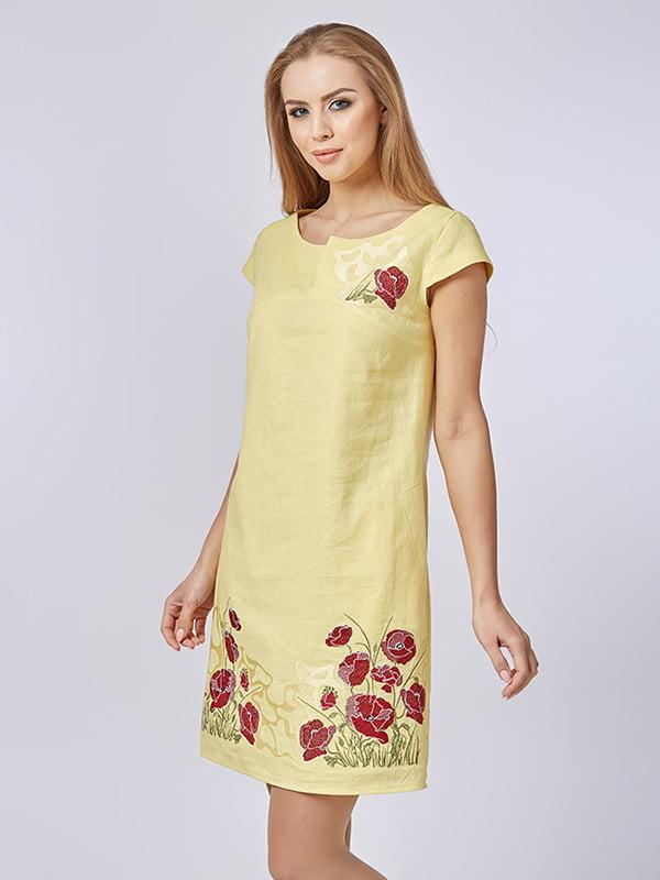 Сукня жовта | 4327652 | фото 3