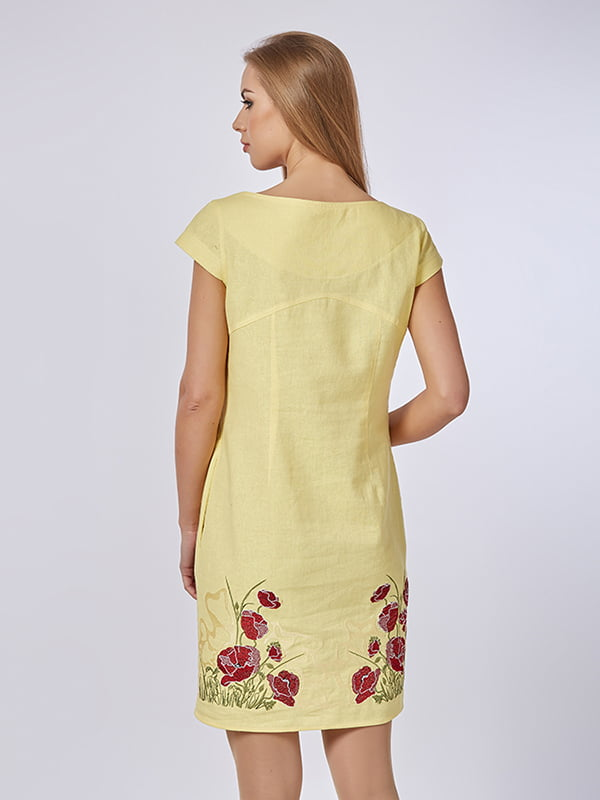 Сукня жовта | 4327652 | фото 4