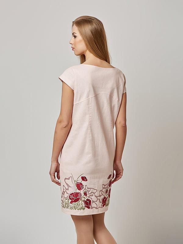 Сукня рожева | 4327656 | фото 3