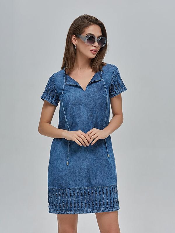 Сукня синя | 4912890 | фото 2
