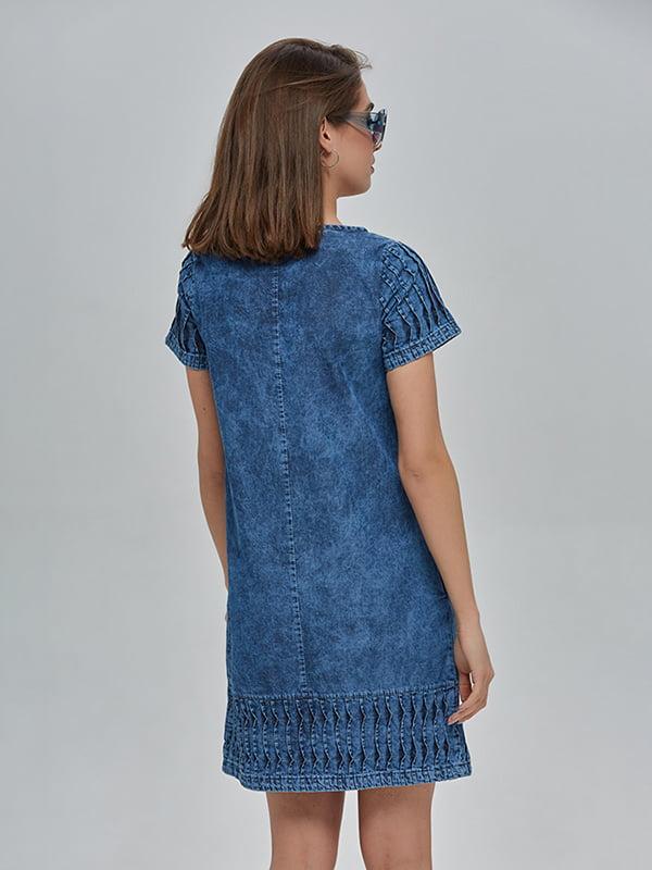 Сукня синя | 4912890 | фото 4